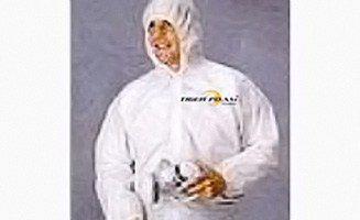 Spray Foam tyvek Suit