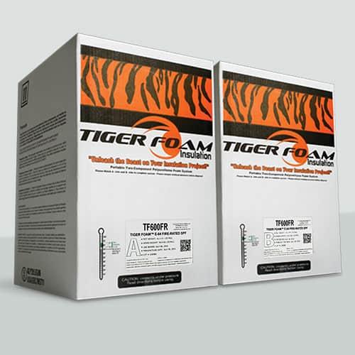 Tiger Foam | Spray Foam Insulation Kit | TF-600FR