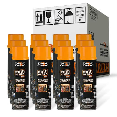 Tiger Foam 24oz Fire Block Pro TFFB24