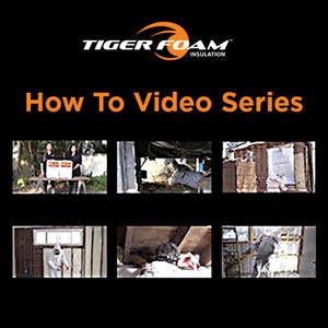 Tiger Foam Premium Spray Foam Insulation And Sealants