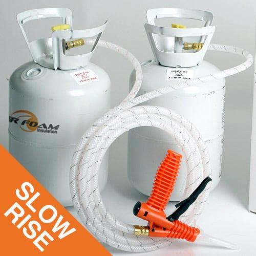Spray Foam Insulation Slow Rise 200 kit