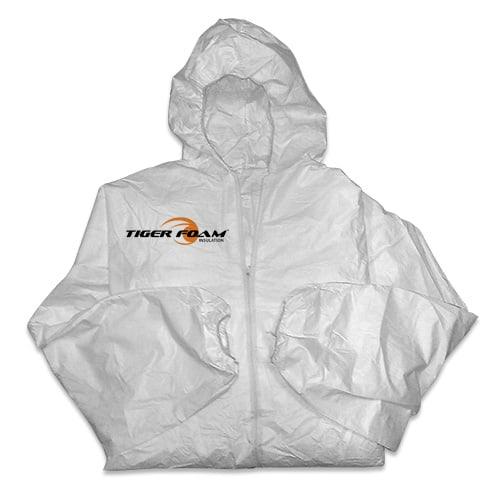 Tiger Foam Spray Foam Safety Equipment Tyvek Suits